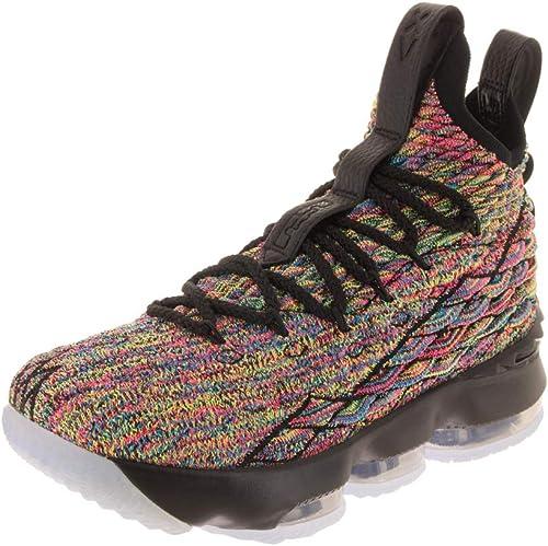 Amazon.com: Nike Kids Lebron XV (GS) Zapatillas de ...