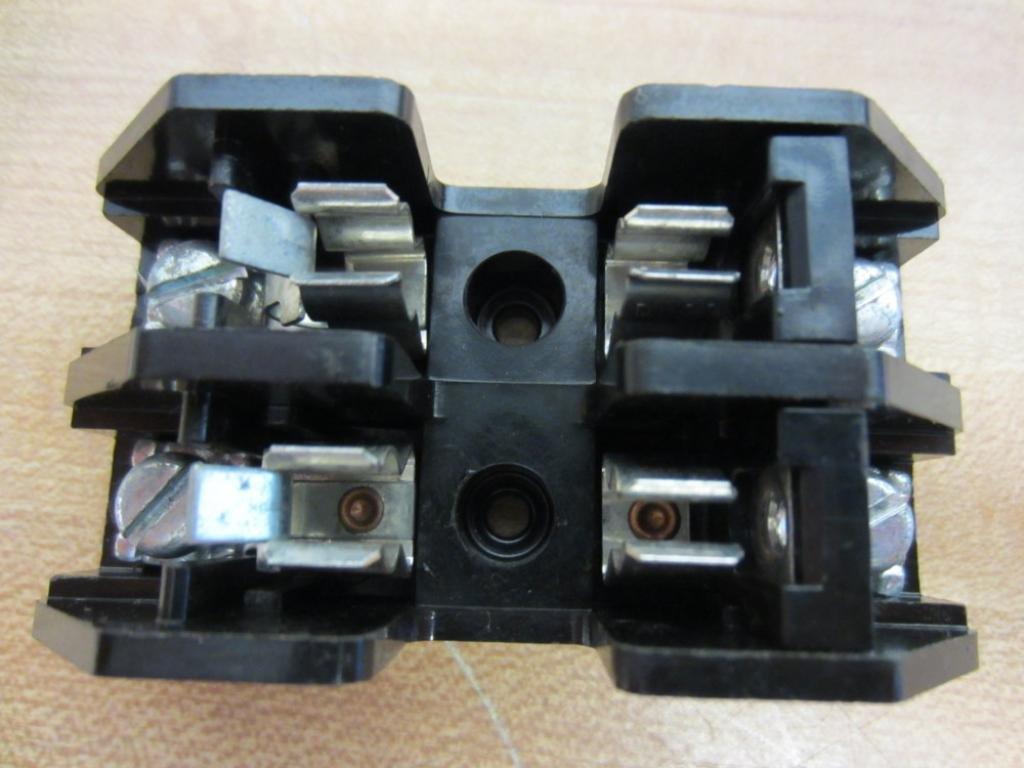 Pack of 5 Bussmann BC-6032-P Fuse Block BC6032P