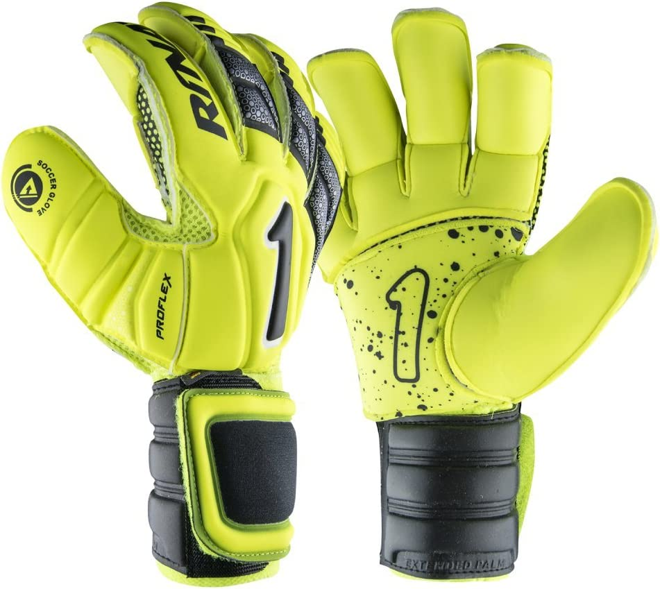 Rinat Soccer Goalkeeper Glove Uno Alpha Spine Finge Brand Cheap Sale Venue Training Cheap super special price Pro