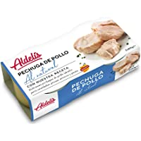 Conservas de carne de pollo