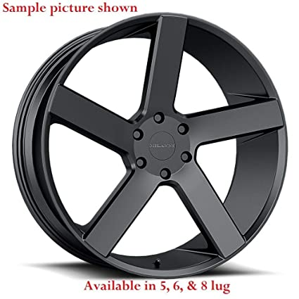 Ford F150 Wheels >> Amazon Com Vis Vor Wheels Rims 22 Inch For Ford F150 2012