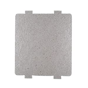 Waveguide Cover Compatible with Frigidaire 5304464061, Microwave Oven Repairing Part Mica Plates Sheets