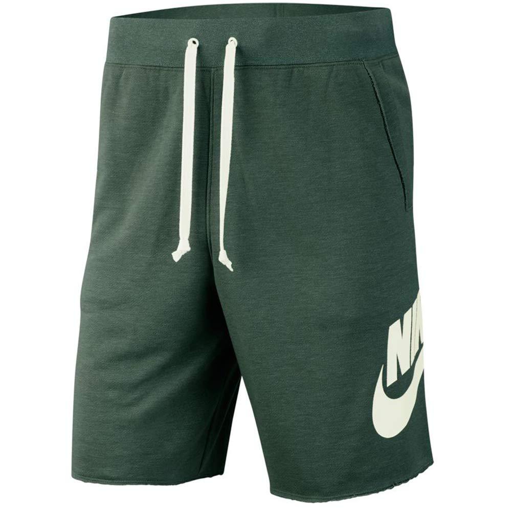 Pantaloncini Corti Uomo Nike M NSW He Short Ft Alumni