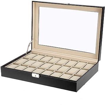 Caja de reloj 6 Caja de reloj Caja de reloj Escaparate Caja de ...