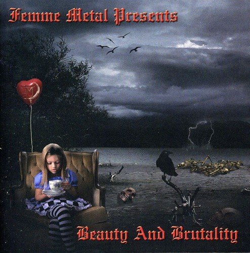 Beauty & Brutality - Store Metal Femme