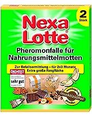 Nexa Lotte feromonval voor voedselmotten - 2 st.