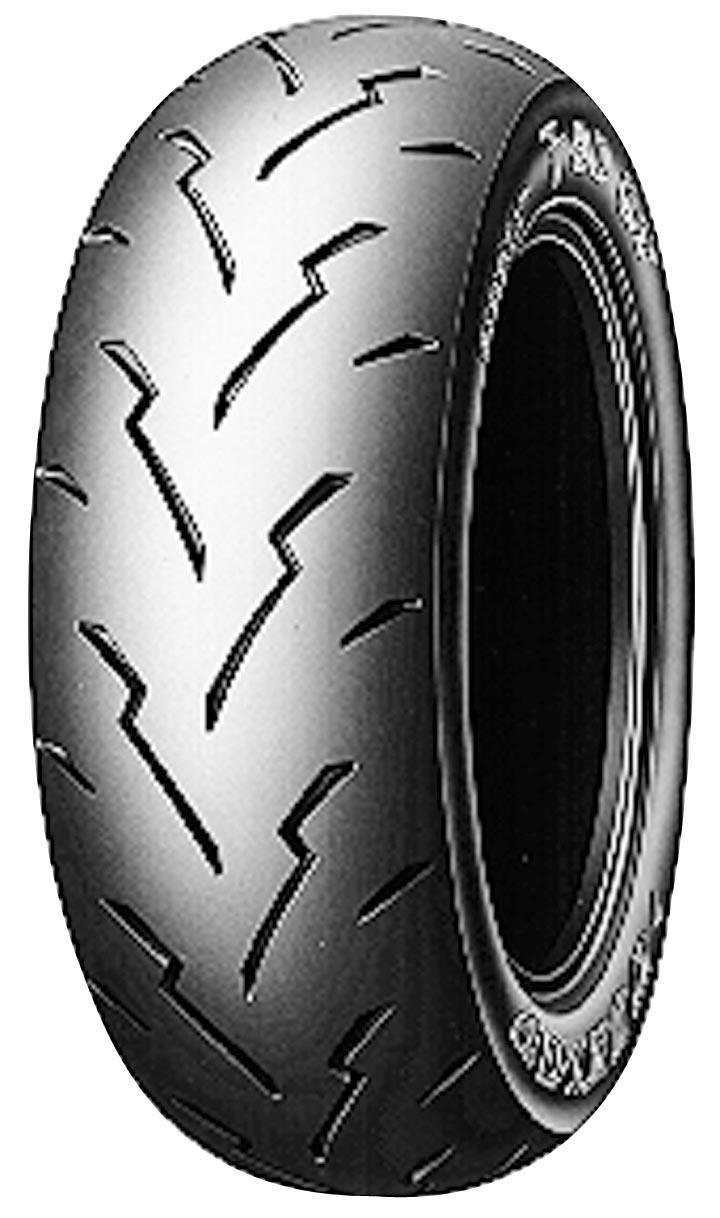 Dunlop Tires TT93GP Mini Race Rear Tire - 120/80-12, Position: Rear, Rim Size: 12, Tire Application: Race, Tire Size: 120/80-12, Tire Type: Street, Load Rating: 55, Speed Rating: J