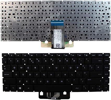Keyboards4Laptops Royaume Uni Noir Windows 8 Clavier pour