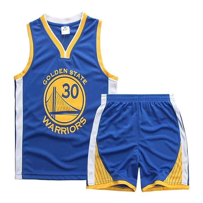 Juego De Bordado Real Warriors Curry 30th Traje De Baloncesto De ...