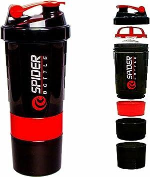 Botellas de Proteína sin BPA fuerte y duradera para ...