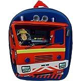 "Feuerwehrmann Sam mochila 3D para niños ""jupiter"" 30x24x10 cm"