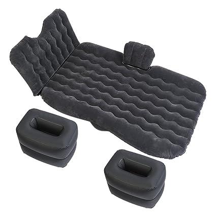 DXMCC Car Air Mattress,Car Air Bed,Car Travel Inflatable ...