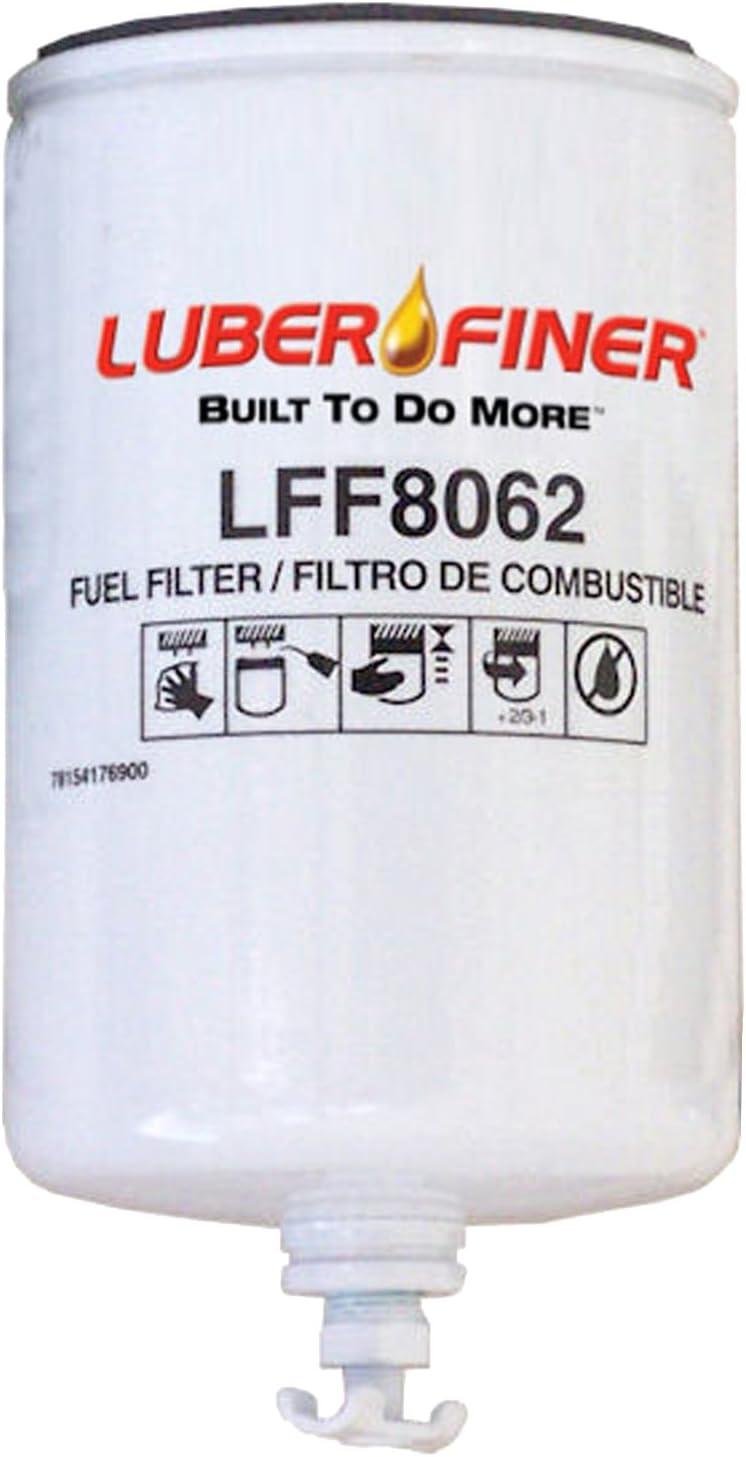 Luber-finer LFF8062 Heavy Duty Fuel Filter