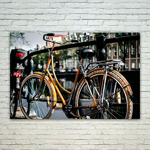 (Westlake Art Poster Print Wall Art - Bicycle Road - Modern Picture Photography Home Decor Office Birthday Gift - Unframed - 8x12in)