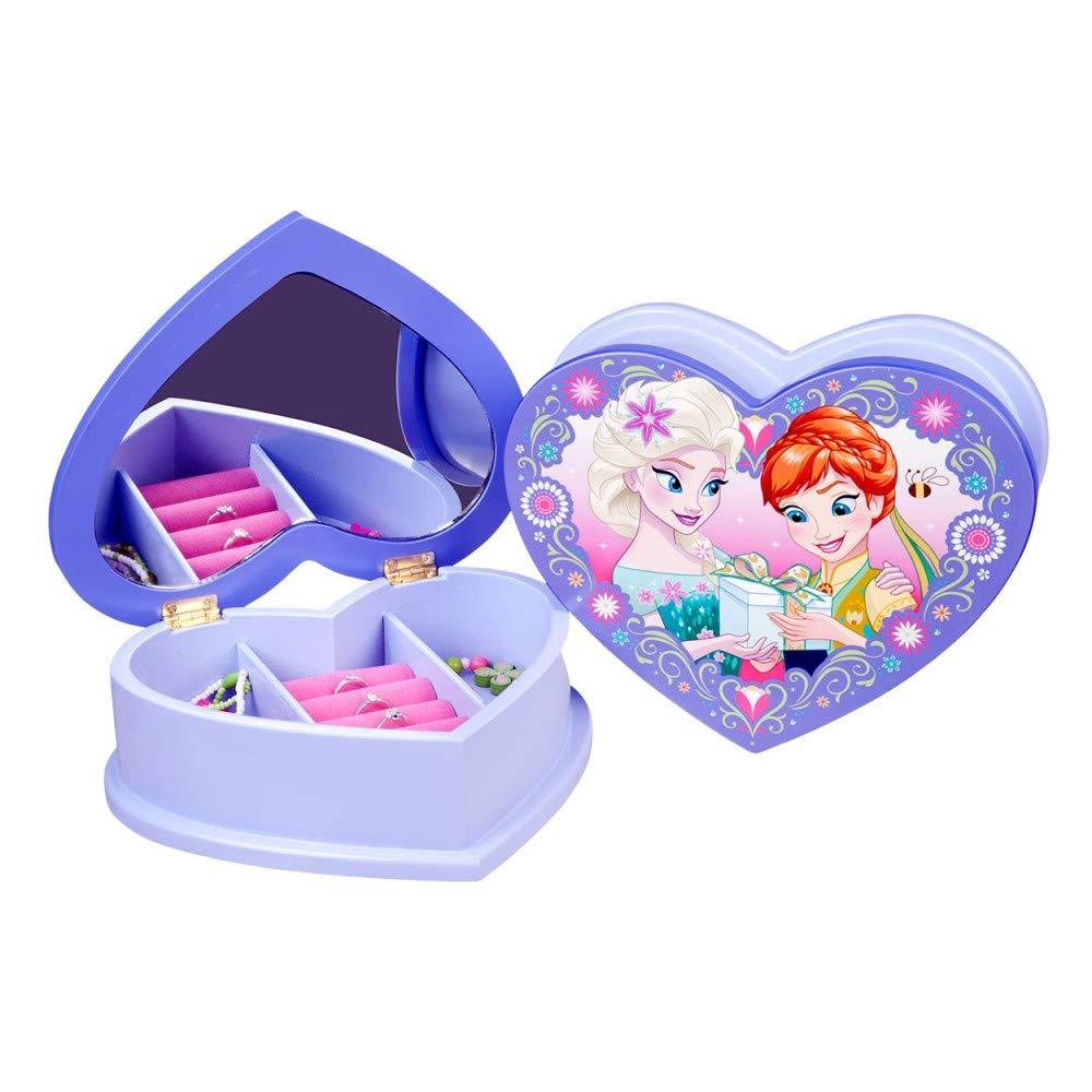 Disney Frozen - Il regno di ghiaccio Ragazze Portagioe Cuore - viola