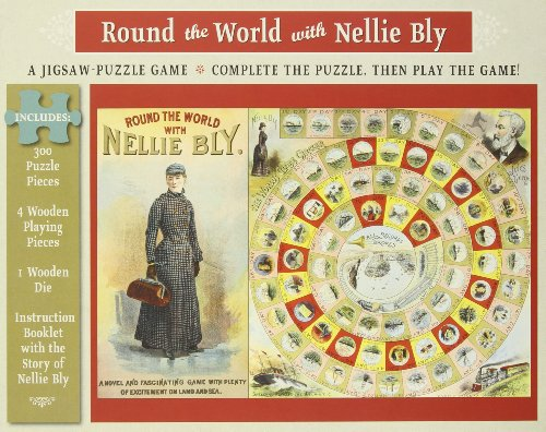 Round The World With Nellie Bly (Puzzle) (Around The World With Nellie Bly Game)