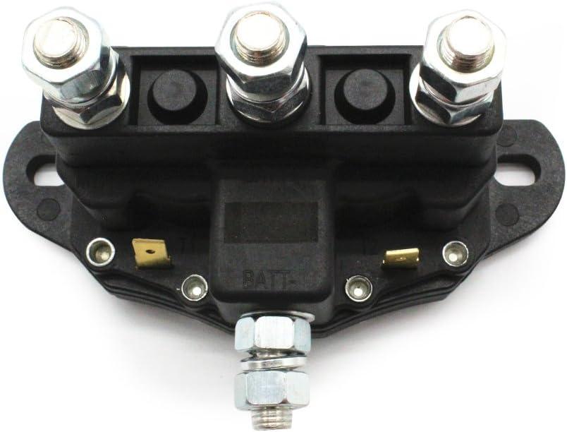 Festnight Relais Moteur Winch Interrupteur SOLENOIDE Inversion 12 Volts