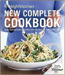weight watchers new complete cookbook pdf