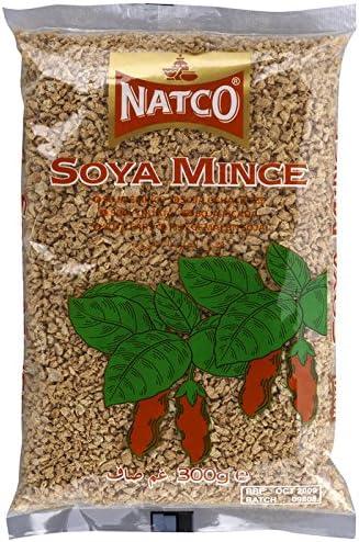 Natco Soja Texturizada Fina 300 G, 15 Unidades