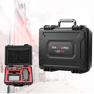 OUYAWEI Maleta Impermeable para dji Mavic 2 Pro Drone Accesorios ...
