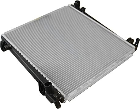 For 2002-2005 Ford Explorer V6 4.0L New Replacement Aluminum Radiator Fits 2342