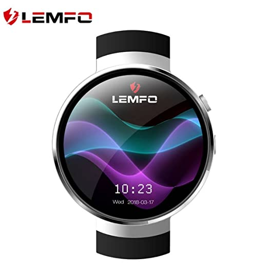 Amazon.com: LEMFO LEM7 4G Bluetooth Smartwatch Pedometer ...