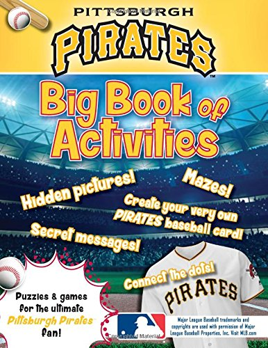 Pittsburgh Pirates: The Big Book of Activities (Hawk's Nest Activity Books) ebook