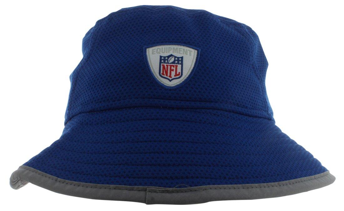 b92bb96c8a48f Amazon.com   New Era Men s NFL 2016 Training Camp Sideline Bucket Hat  (OSFM