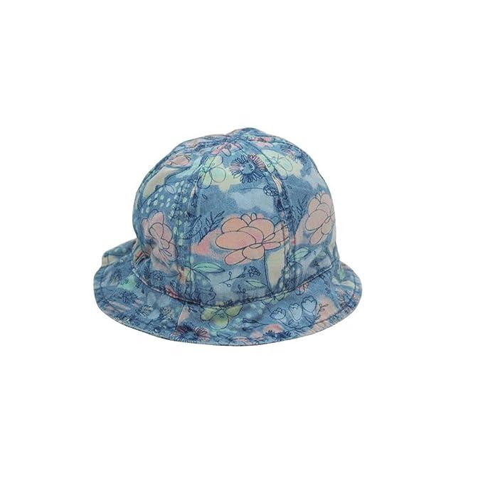 boboli Bonnet en Jean pour Bébé Fille  Amazon.fr  Vêtements et accessoires 72ed24a01ad