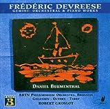 Frederic Devreese: Gemini (Orchestral & Piano Works)