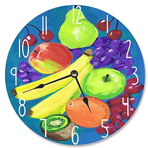 Fruit Clock - 7