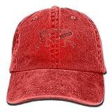 FBGVFD USA Wrestling Logo Baseball Caps Kawaii Low Profile Snapback for Unisex