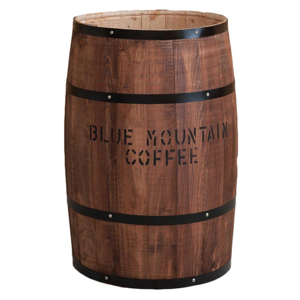 収納 特大サイズ 日本製 ヒノキ 檜 天然木 樽 木箱 木樽 小物入れ 収納 ゴミ箱 国産 ひのき インテリア B01MZ6JNQS