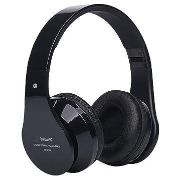 Cebbay Liquidación ¡Venta Caliente! Auriculares inalámbricos Bluetooth Auriculares estéreo Bluetooth estéreo in-Ear de música Plegable (C): Amazon.es: ...