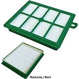 HEPA Filter / Mikrofilter / Abluftfilter / Luftfilter geeignet Für Philips FC9170, Marathon FC9219