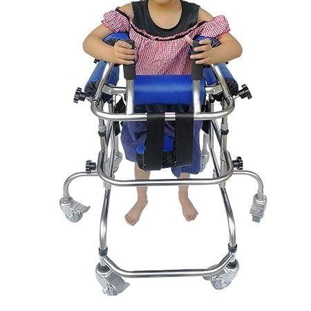 Muletas Andador Rehabilitación para Niños Ejercicio Stand ...