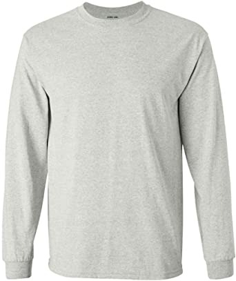 Amazon.com  Joe s USA Men s Long Sleeve Heavyweight Cotton T-Shirts ... eb243a0c1ed