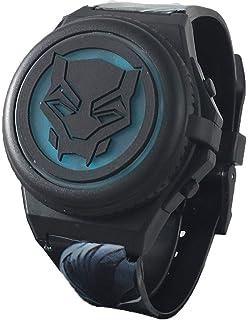 Amazon.com: Bioworld Black Panther Suit Up Snapback Standard ...