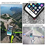 Reserwa Bike Phone Mount with IP68 Waterproof