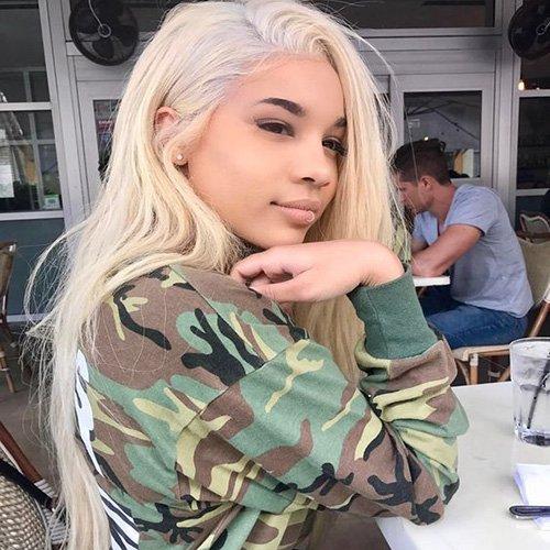 Full Blonde Leave - 8