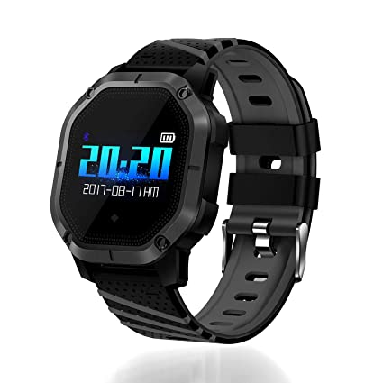 Amazon.com: SZHAIYU - Reloj inteligente deportivo con ...