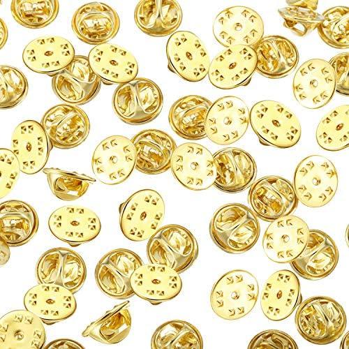 GOLD BUDDA  PIN BADGE NEW