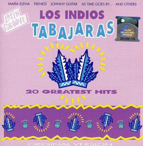 Latin Groove-20 Greatest Hits (Brazilian Latin Groove)
