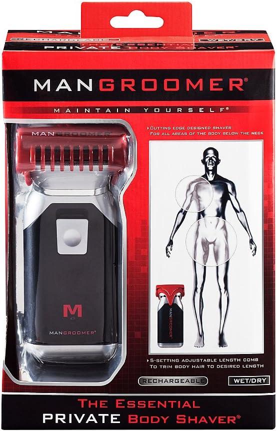 Mangroomer I - Afeitadora intima: Amazon.es: Salud y cuidado personal