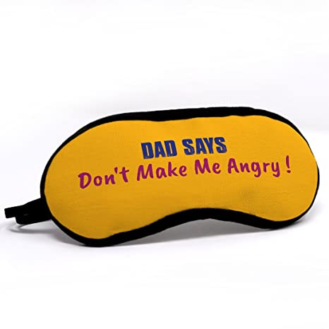 Indigifts Fathers Day Gifts Dad Says Dont Make Me Angry Quote