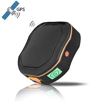 XYXtech Mini dispositivo de seguimiento impermeable con poderoso imán GPS de larga espera localizador de seguimiento Para niños mayores mascotas ...