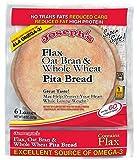 Joseph's Flax Oat Bran & Whole Wheat Pita Bread - 6