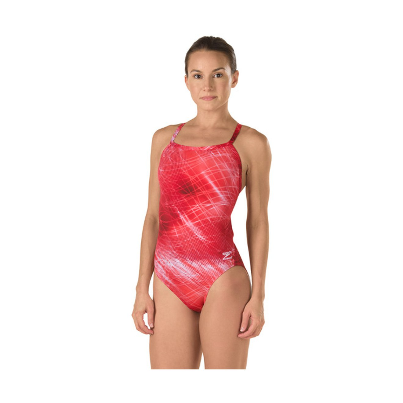 Ice Flow Drill Back Swimsuit Speedo Men/'s and Women/'s Swimwear Speedo Womens Endurance