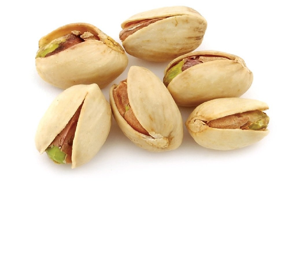 Pistachios California Natural Roasted with Salt - 5 Lbs