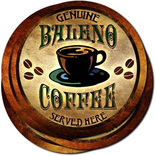 baleno-coffee-neoprene-rubber-drink-coasters-set-of-4